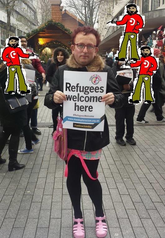 Jeigu norit išgelbėt ES - deportuokit nekrikštus.